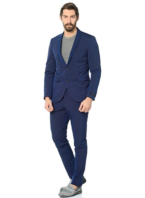 Jack & Jones Klasik Pantolon Mavi